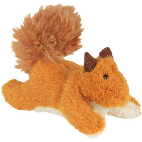 Trixie Squirrel Plush Toy, 9cm - Toy 9cm Cat Stuffed -  toy trixie squirrel plush 9 cm cat stuffed