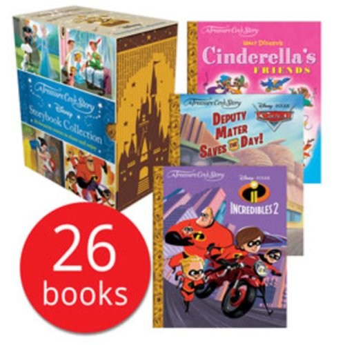 Disney Storybook Collection - 26 Books