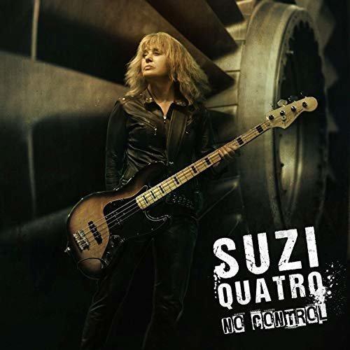 SUZI QUATRO - NO CONTROL [CD]