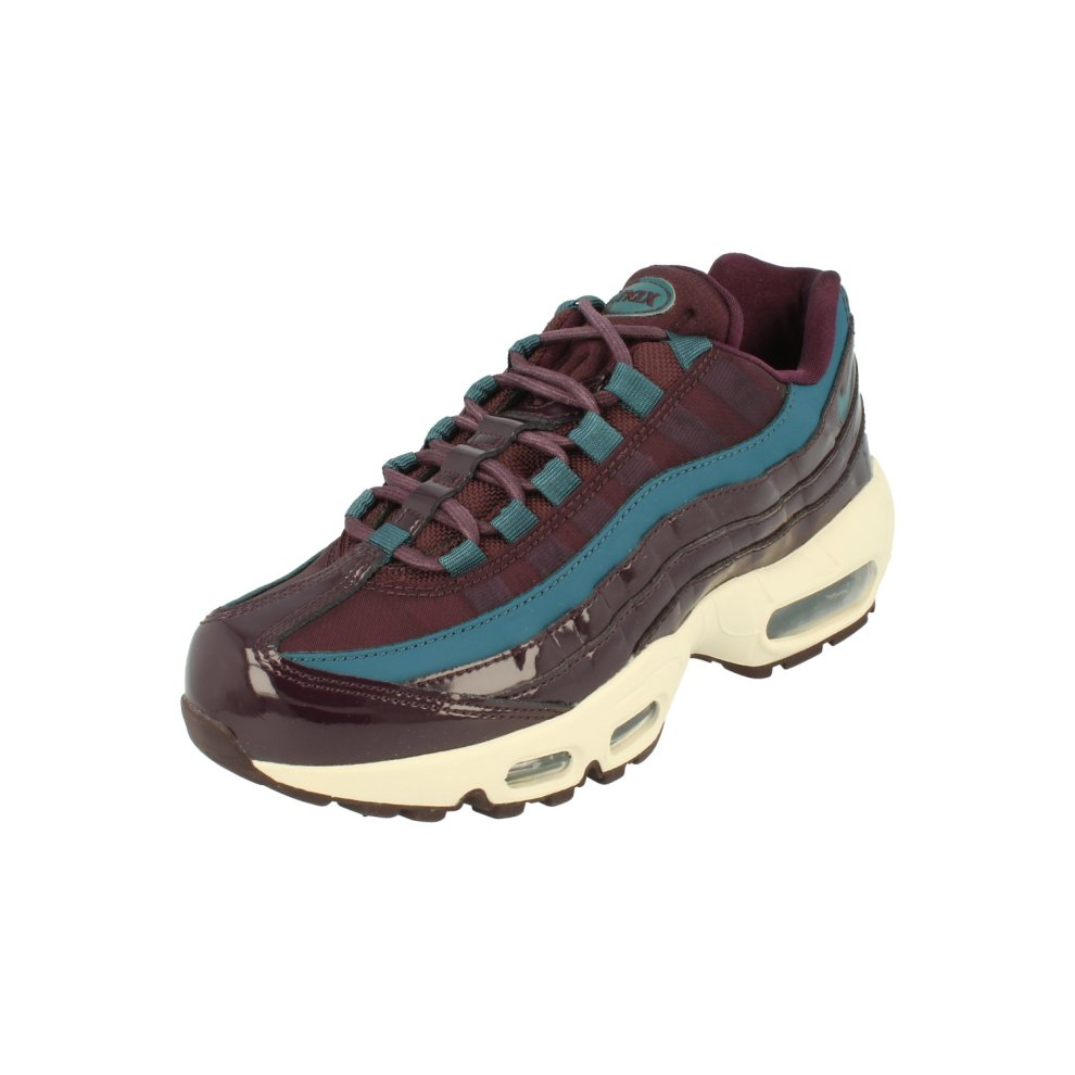 (4) Nike Womens Air Max 95 Se PRM Running Trainers Ah8697 Sneakers Shoes
