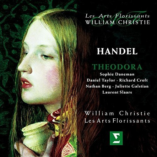 William Christie - Handel: Theodora [CD]