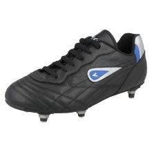 Boys Mitre Screw In Football Boots Galaxy