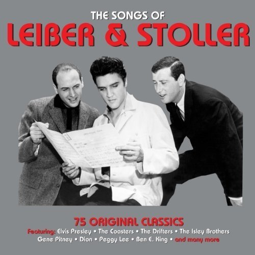 The Songs of Leiber and Stoller [CD]
