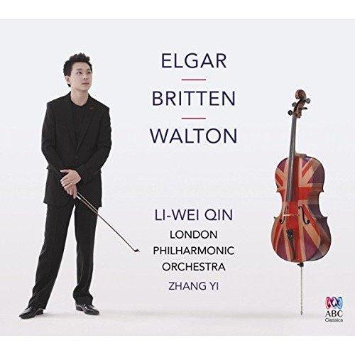 Qin Li-wei/london Philharmonic - Walton/elgar: Cello Concertos [CD]
