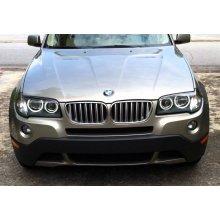 For BMW 3 Series E46 Compact 01-05 Ccfl Angel Eye Kit 6000K Lighting Set