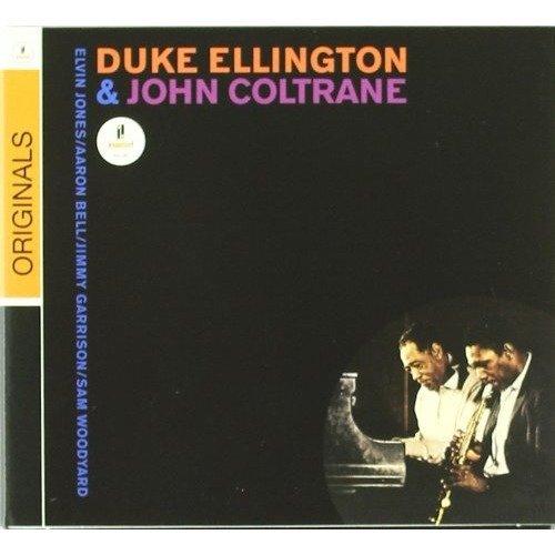 Duke Ellington John Coltrane - Duke Ellington and John Coltrane [CD]
