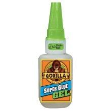 15g Gorilla Superglue Gel - Glue Super Wood Adhesive Strong -  glue gorilla super gel 15g wood adhesive strong