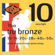 Rotosound Tru Bronze 10-50 TB108.00