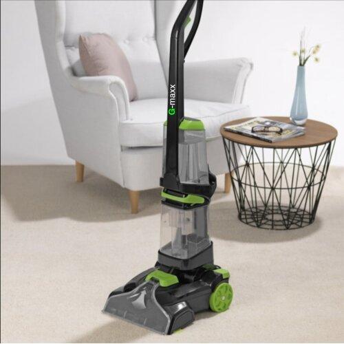 G-Maxx Powerful 700 Watt Carpet Cleaner With FREE Upholstery Brush Kit