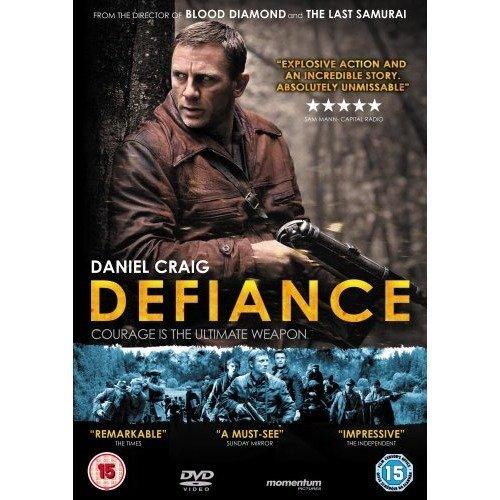 Defiance DVD [2009]