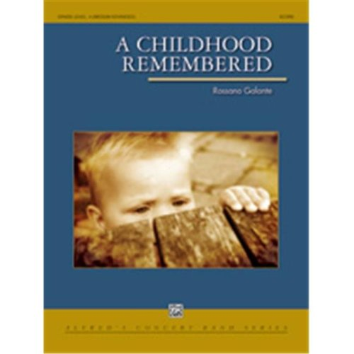 Alfred 00-39648 CHILDHOOD REMEMBERED A-CB