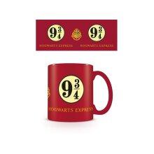 Harry Potter Platform Nine and Three Quarters 11oz Boxed Mug