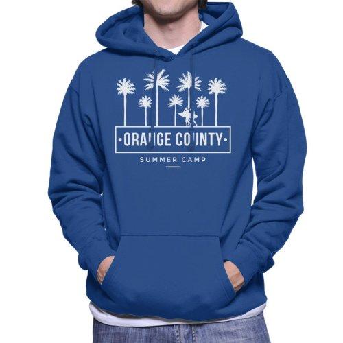 Orange County Summer Camp Men's Hooded Sweatshirt