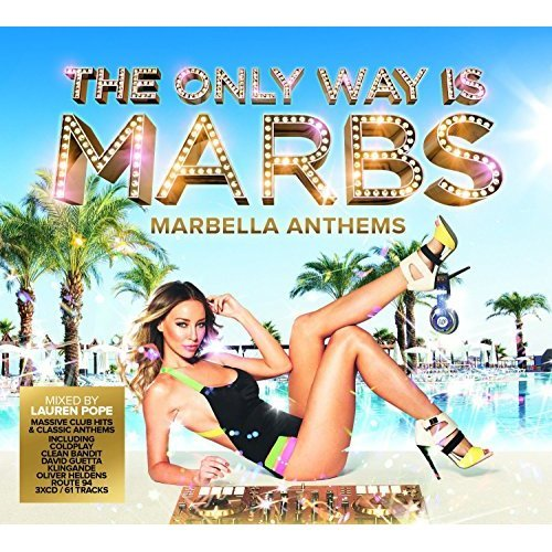 The Only Way Is Marbs [CD]