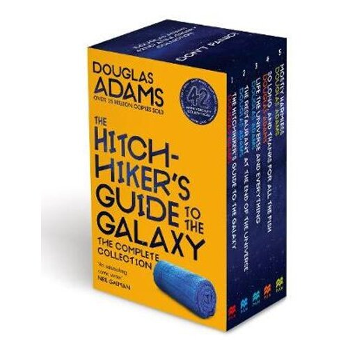 The Complete Hitchhiker's Guide to the Galaxy Boxset