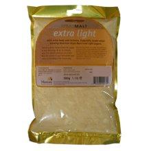 Muntons Spraymalt Extra LIGHT 500g Pack / Pouch - Malt Extract - Beer Making - Homebrew