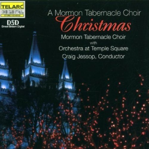 Mormon Tabernacle Choir - a Mormon Tabernacle Choir Christmas [CD]
