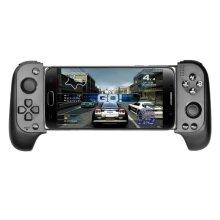 7007F Wireless Bluetooth Game Controller Telescopic Gamepad Joystick For Samsung Xiaomi Huawei(gray)