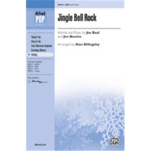 Alfred 00-40018 Jingle Bell Rock-Sab Book