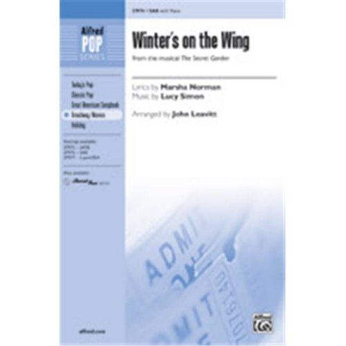 Alfred 00-37978 WINTERS ON THE WING-STRX CD