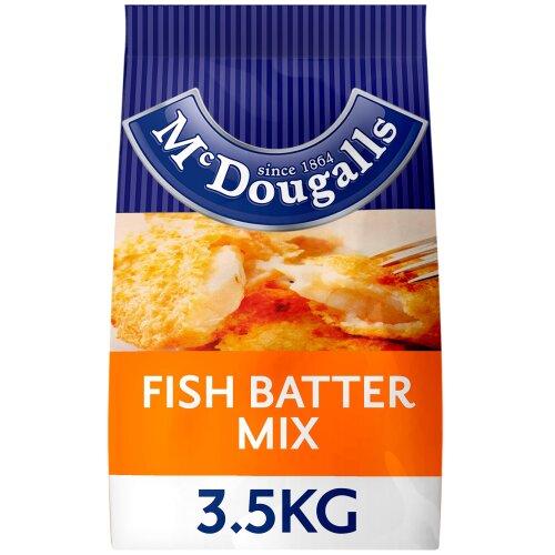 McDougalls Fish Batter Mix - 1x3.5kg