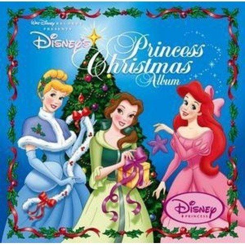 Disney Princess Christmas [CD]