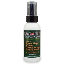 Petzlife All Natural Oral Care Spray for Pets Dental Health, 65ml
