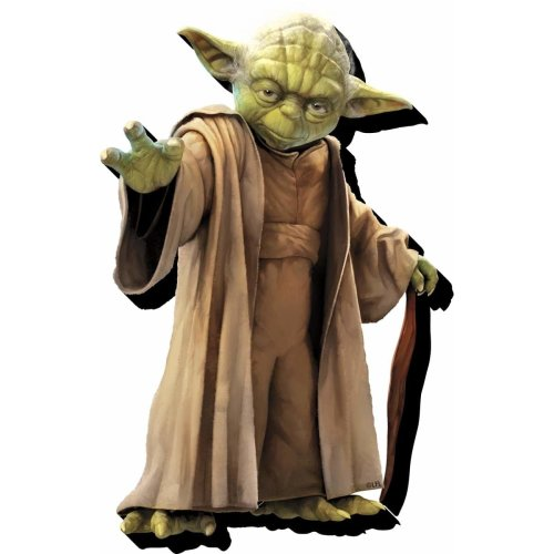 Magnet - Star Wars - Yoda Funky Chunky New Licensed 95746