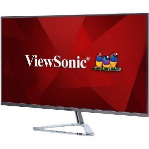 "Viewsonic Ultra Slim VX3276-2K-MHD 81.3 Cm 32"" Led Lcd Monitor 16:9 4 Ms 25 VX3276-2K-MHD"