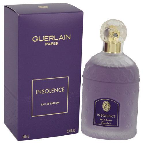 Insolence by Guerlain Eau De Parfum Spray (New Packaging) 3.3 oz