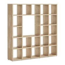 21 Cube Shelf Storage Cube Shelves 1830x1810x330mm
