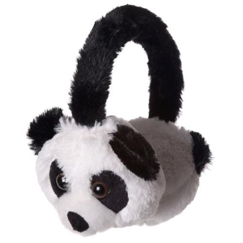 Fun Plush Pandarama Earmuffs (One Size)