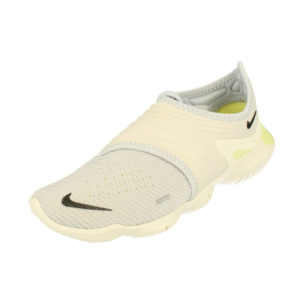 (4) Nike Womens Free RN Flyknit 3.0 Running Trainers Aq5708 Sneakers Shoes