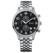 Hugo Boss Aeroliner Men's Watch HB1512446 New with Tags