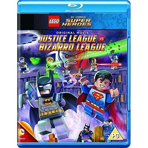 Lego Batman - Justice League vs Bizarro Blu-Ray [2015]