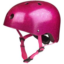 Micro Scooters Glitter Pink Helmet - Medium