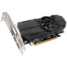 Gigabyte Geforce Gtx 1050 Ti Oc Low Profile 4G 4Gb Gddr5 Low Profile Coolin GV-N105TOC-4GL