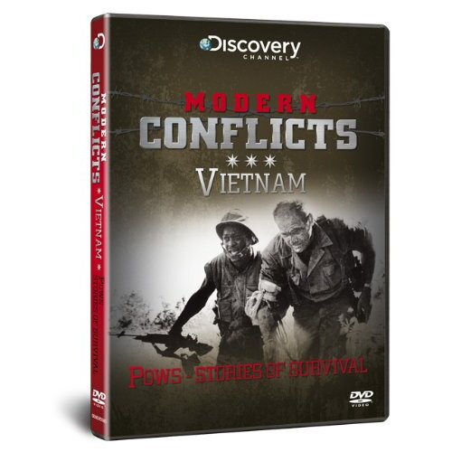 Modern Conflicts - Vietnam - POW Stories Of Survival (DVD, 2010)