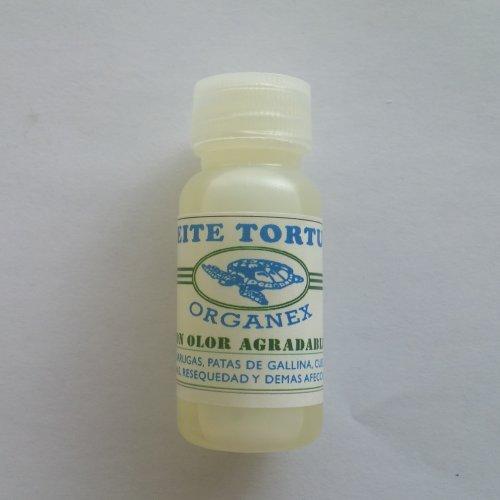 Organex Tortuga Oil (Aceite Tortuga), 15ml