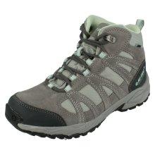 Ladies Hi Tec Waterproof Ankle Boots Alto II Mid Wp Womens