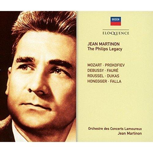 Martinon Jean - Jean Martinon Philips Legacy [CD]