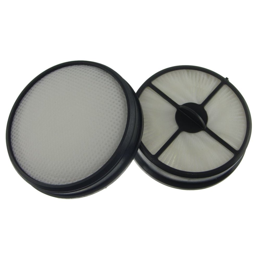 2 x Sets Vax U90-MA-R Type 27 Pre and Post Motor HEPA Filter Kit