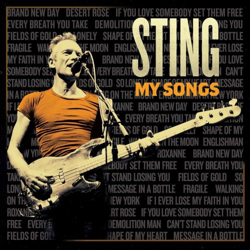 Sting - My Songs (Deluxe) [CD]