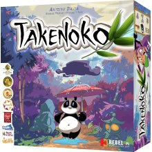 Takenoko - Board Game