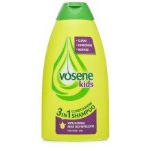 Vosene Kids 3 in 1 Conditioning Shampoo Head Lice Repellent 250ml