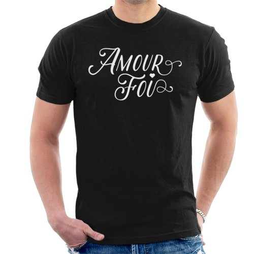 Amour Foi Men's T-Shirt
