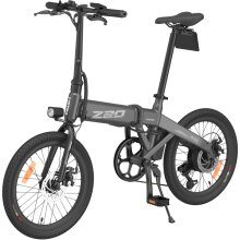 UK Next working day delivery HIMO Z20 Folding Electric Bike Removable battery 250W 36V 10AH and 6-speed Transmission System