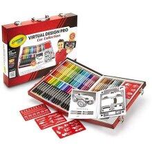 Crayola Virtual Design Car Collection