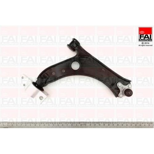 Front Right FAI Wishbone Suspension Control Arm SS2443 for Volkswagen Golf 1.4 Litre Petrol (08/11-04/17)