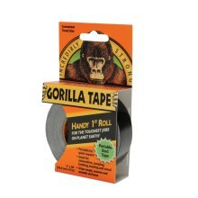 9.14m Gorilla All-weather Handy Roll - Tape Glue x Strong Duct 25mm 9m 1 -  tape gorilla handy glue roll x strong duct 25mm 9m 1